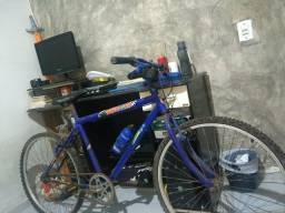 Bicicleta esportiva
