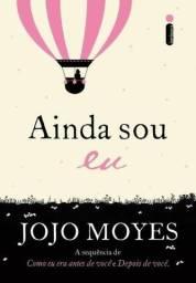 Livro: Ainda Sou Eu - Jojo Moyes