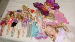 14 Bonecas Barbie Originais