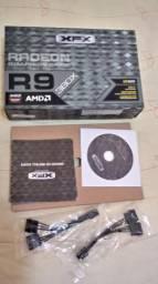 XFX R9 380X 4GB DDR5 256 bits Leia a descrição abaixo