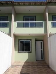 Casa 82 mts2 02 qtos 02 suites lavabo garagem churrasq junto a estação de Edson Passos