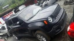 Jeep Renegade 2016 Sucata Para Peças