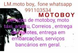 LM. motoboy fone WhatsApp 92 991102534