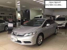 Honda Civic lxs Flex 1.8 Imperdível - 2014
