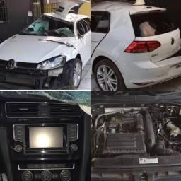 Peças Volkswagen Golf 1.4 TSI 2016 Sucata