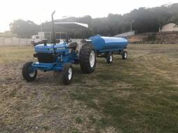 Trator Newholland 5030 1995 com tanque