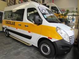 Renault Master Escolar À Pronta Entrega - 2020 - Piso Marrom