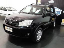 Ford Ecosport XLT 1.6, Manual, Flex, 10/11, Preto, Carro Extra 58.000km - 2011