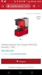 Cafeteira Três Corações - Ótimo preço!!