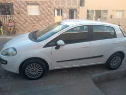 Vendo/troco Fiat Punto Attractive 1.4 13/13 completo - 2013