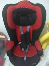 Cadeira e acento de criança para carro