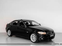 BMW 325iA - Preto - 2011 - 2011
