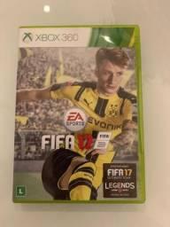 Fifa 17 Original e Usado para Xbox 360