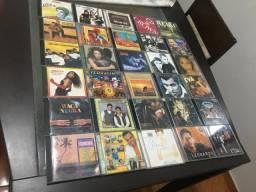 30 CDs originais completos. + 20 CDs originais sem encarte