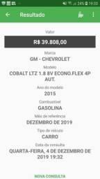 Vendo Cobalt LTZ 2015/2015 - 2015