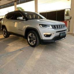 Jeep Compass 2018 2.0 16v Flex Limited Automático - 2018