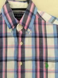 Camisas Ralph Lauren Us Polo Wrangler Rendler ORIGINAIS