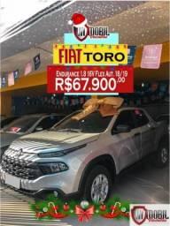 Fiat Toro Endurance 1.8 16V Flex Aut. - 2019