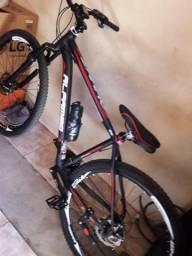 Bicicleta a flameng 21 marcha completo