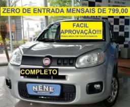 FIAT UNO 2016/2016 1.0 EVO ATTRACTIVE 8V FLEX 4P MANUAL - 2016