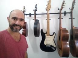 Aulas de Cavaquinho, banjo e violão