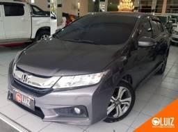 HONDA CITY 2015/2015 1.5 EXL 16V FLEX 4P AUTOMÁTICO - 2015