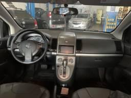 Vendo Sentra 2.0 automático 2010 completo - 2010