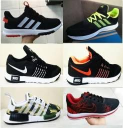 57694911d0 Tênis Masculino Adidas Nike Asics Reserva - Entrega Grátis