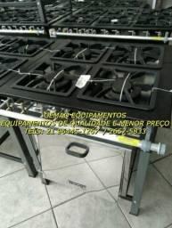 Chegou a Promoção! Fogão Industrial 4 bocas com forno R$ 749,00 21 96445-1267