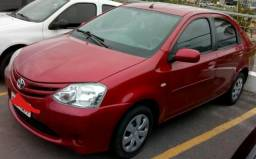 Etios Sedan - 2012