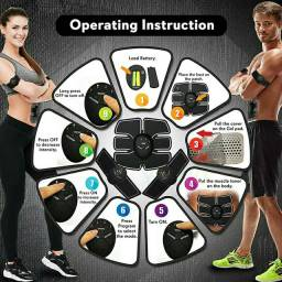 Eletroestimulante muscular