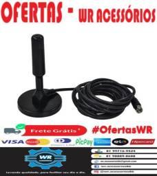 Antena digital interna e externa - ENTREGA GRÁTIS