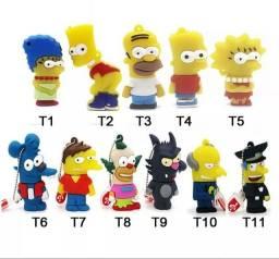 Pedrive Simpsons 8GB.