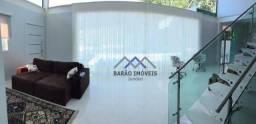 Casa com 5 dormitórios à venda, 500 m² por R$ 2.250.000,00 - Serra dos Lagos - Cajamar/SP