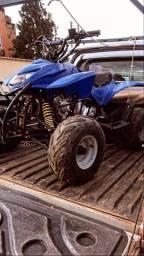 Quadriciclo brave 125cc