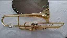 Trombone de pisto Weril em Dó