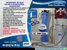Filtro Purificador para Batedores de Açaí BG2-Entrega e Instalação Grátis