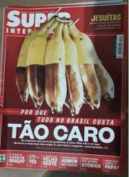 3 Revistas Super interessante
