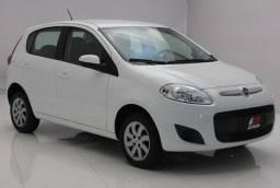 Fiat Palio Actrative Branco 2017