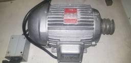 Motor Elétrico WEG 4 CV 1730 RPM