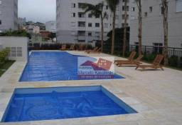 Apartamento com 2 dormitórios à venda, 62 m² por R$ 390.000,00 - Sacomã - São Paulo/SP