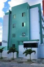 Apartamento com 2 dormitórios à venda, 51 m² por R$ 139.000 - Palmeira - Campina Grande/PB