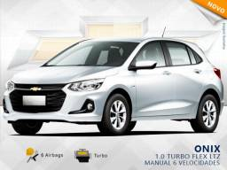CHEVROLET ONIX 1.0 TURBO FLEX LTZ MANUAL