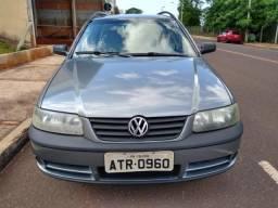 VW - VOLKSWAGEN PARATI 1.8 MI TOUR 8V 99CV 4P