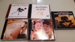 Combo CDs divas do jazz