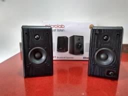 Caixas - Monitores de audio - Microlab B77bt - Bookshelf - 64W RMS