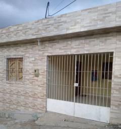 Vendo casa no Loteamento de Bau