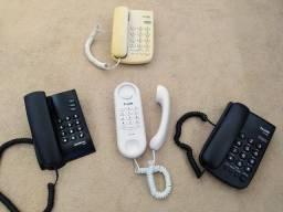 Aparelhos de telefone fixo