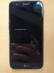 Smartphone LG K10 usado