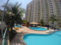 Flat mobiliado a venda no Condomínio Thermas Place em Caldas Novas Goiás